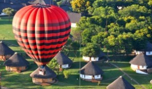 Air to Air Africa Hot Air Ballooning